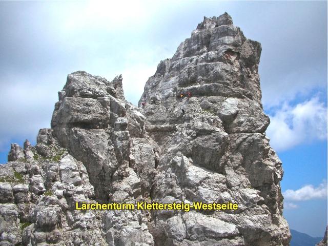Klettersteig Lärchenturm : Schwer verletzt am lärchenturm in ferlach minuten